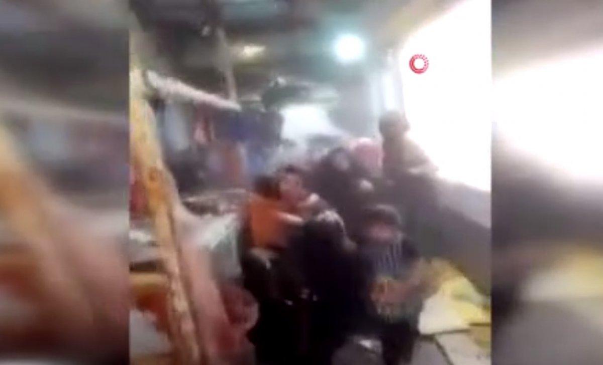 Irak ta halk pazarında patlama #1