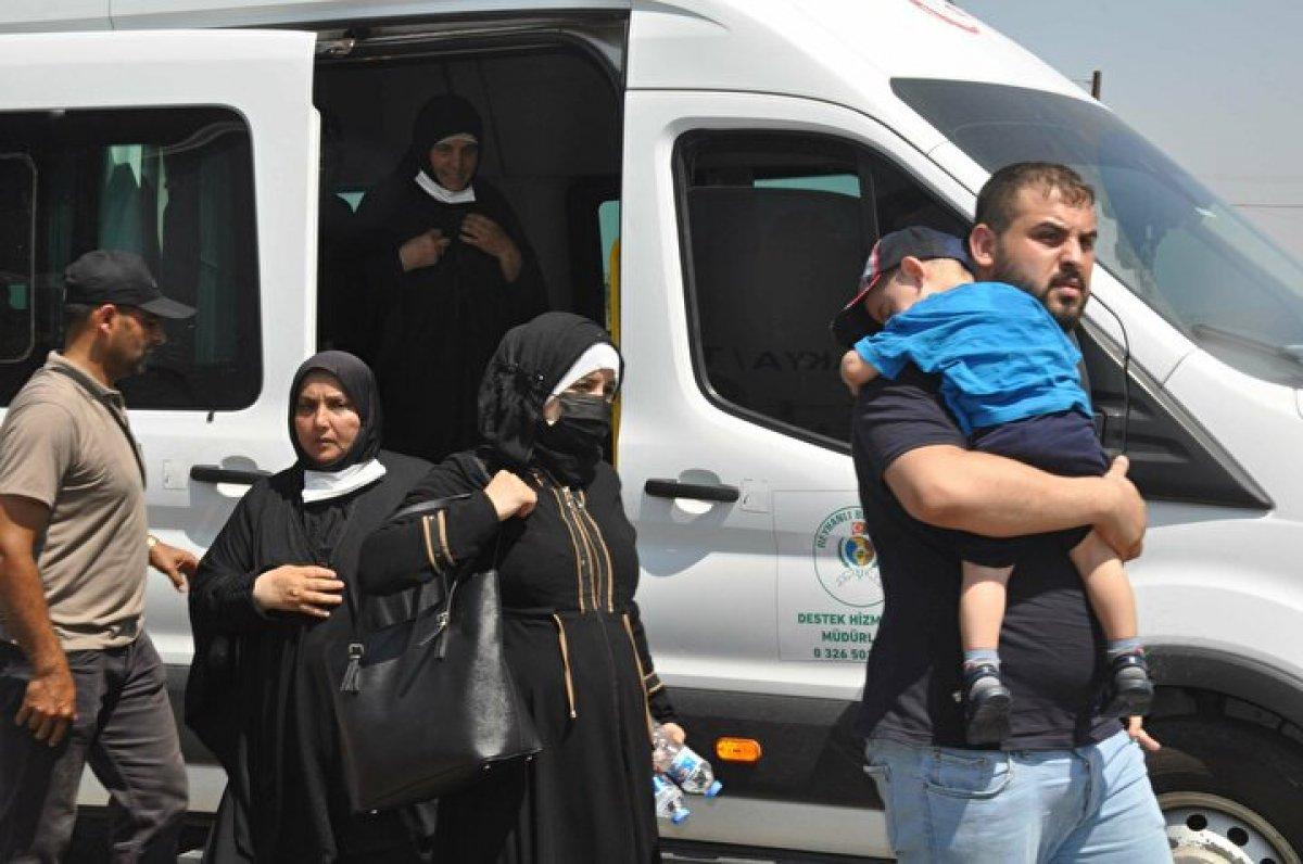 44 bin 220 Suriyeli bayram için ülkesine gitti  #3