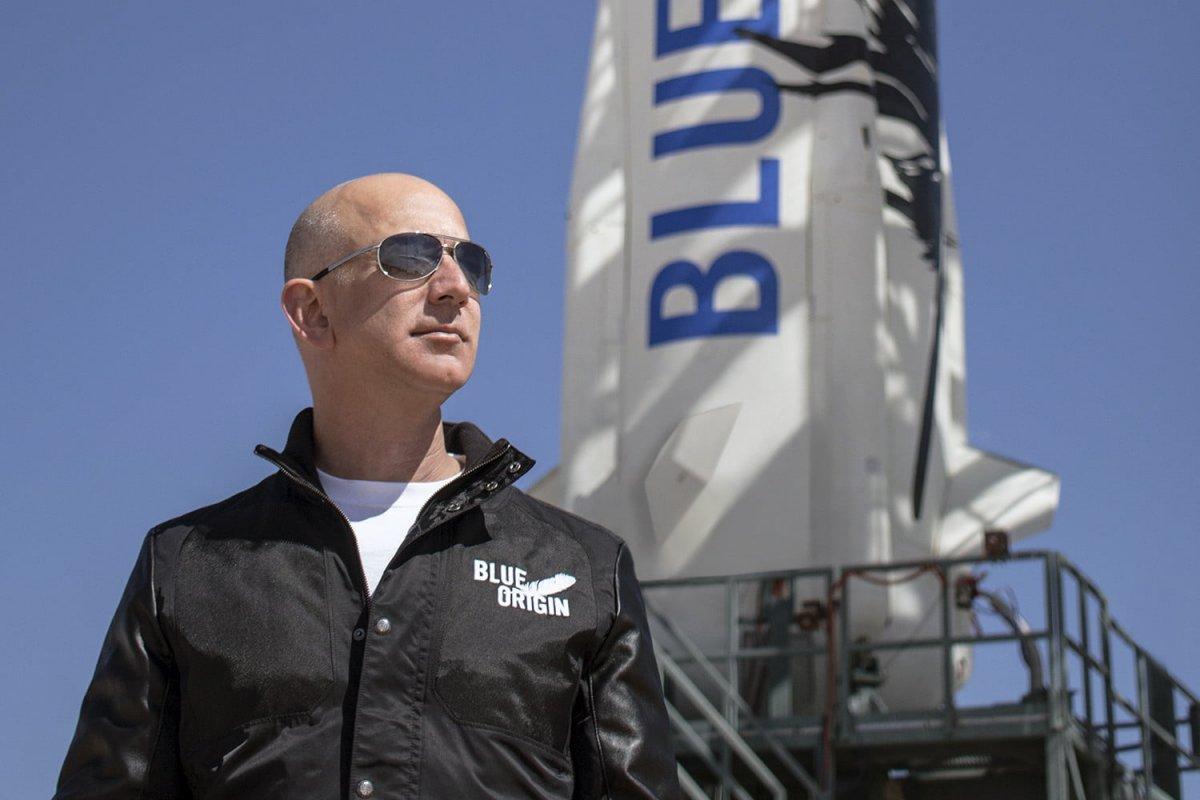 Milyarder iş insanlarının rekabeti uzaya taşındı #5