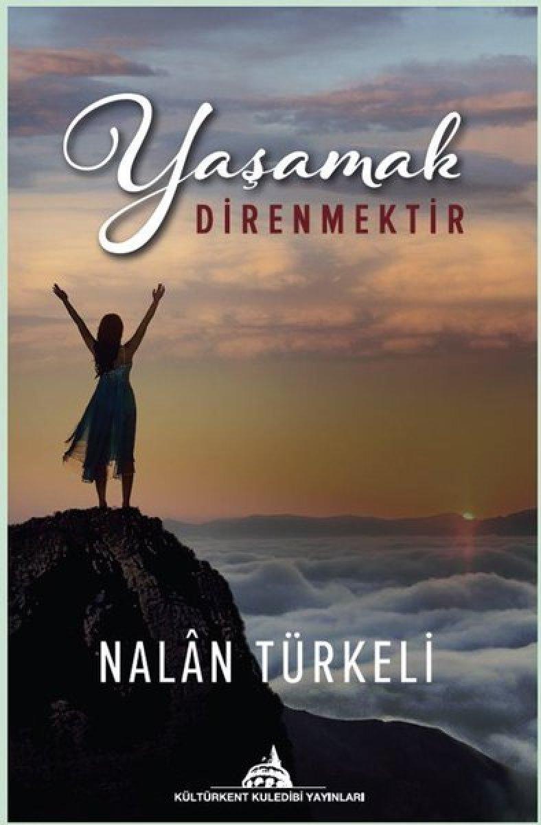 Yazar ve seyyar satıcı Nalan Türkeli den beşinci kitap #4