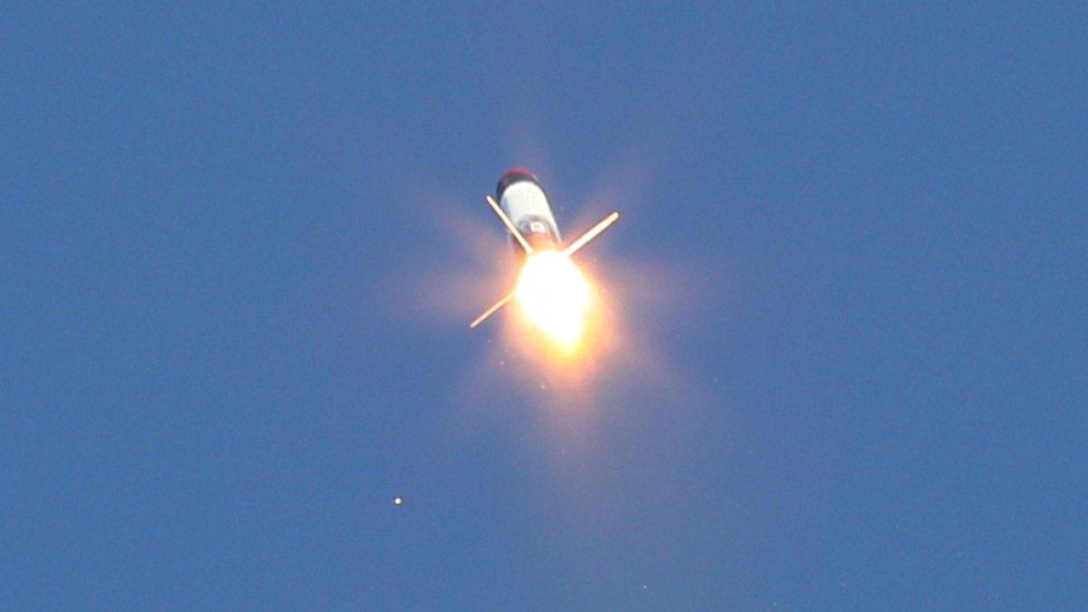 Ay a gönderilecek SORS un testleri, başarıyla tamamlandı #19