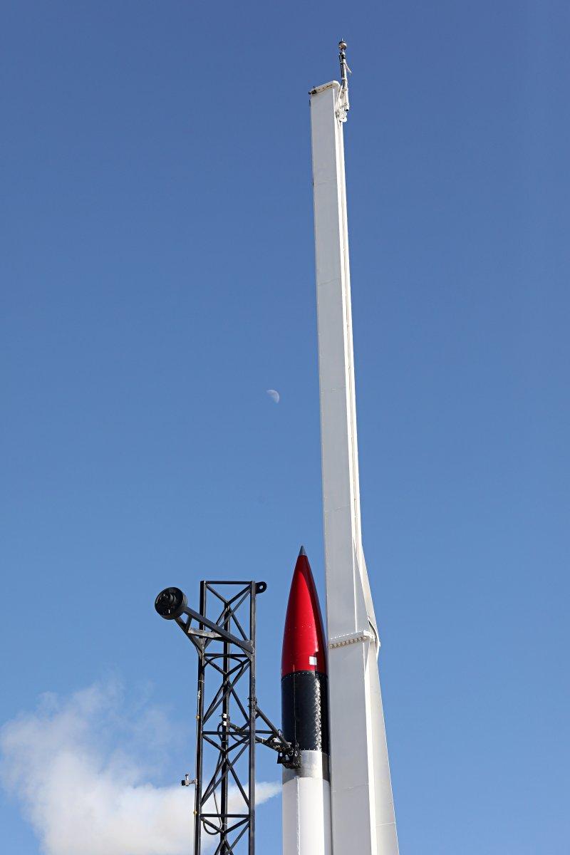 Ay a gönderilecek SORS un testleri, başarıyla tamamlandı #15
