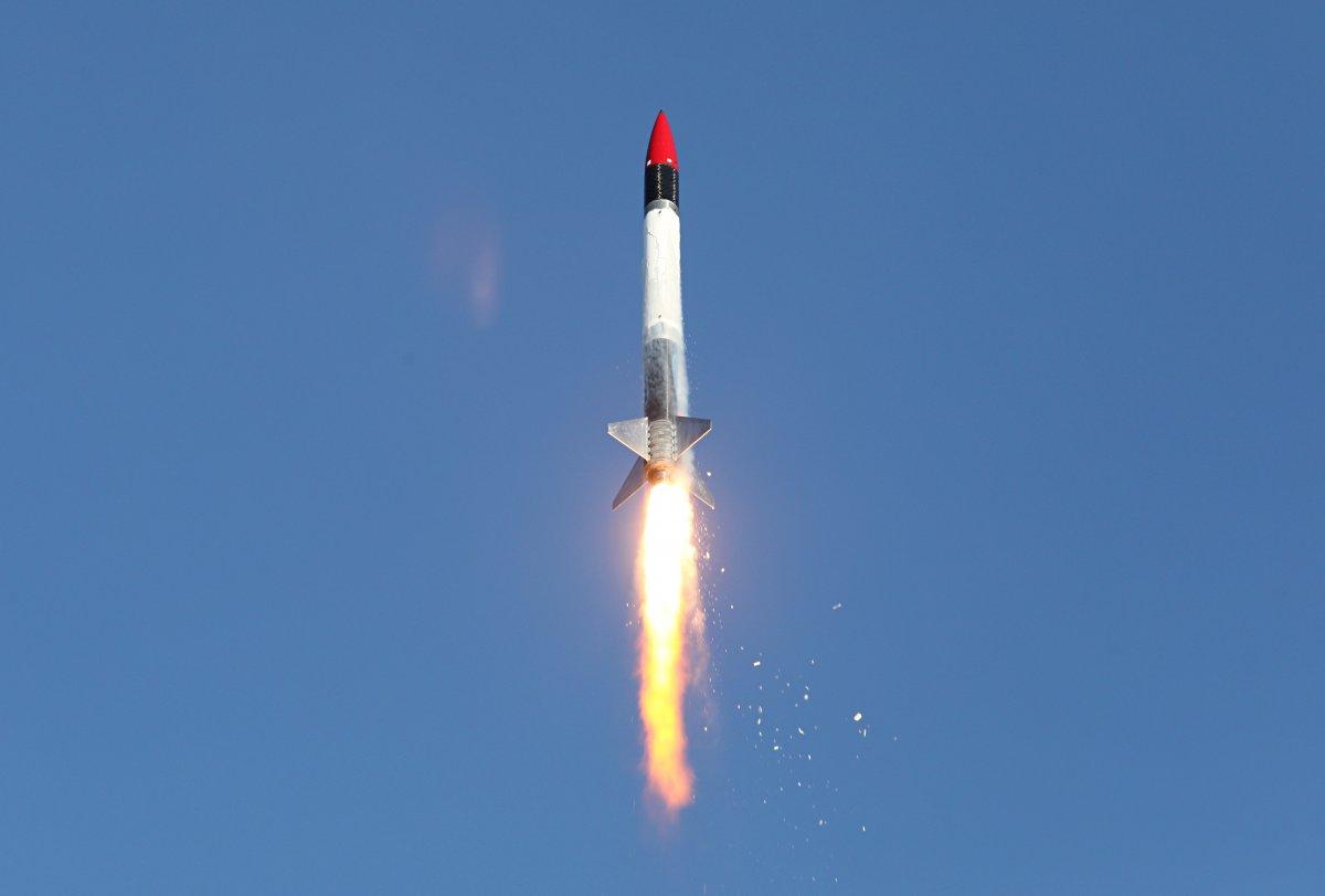 Ay a gönderilecek SORS un testleri, başarıyla tamamlandı #13