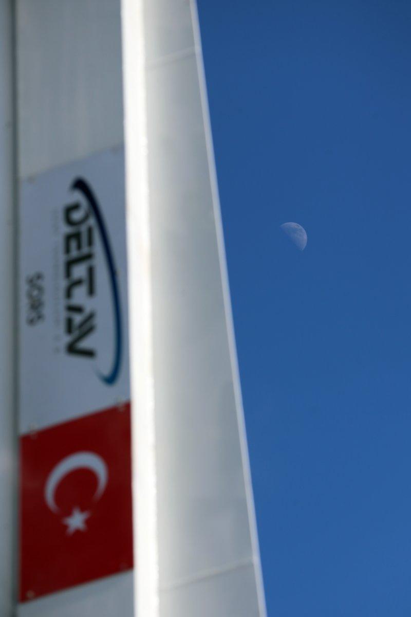Ay a gönderilecek SORS un testleri, başarıyla tamamlandı #14