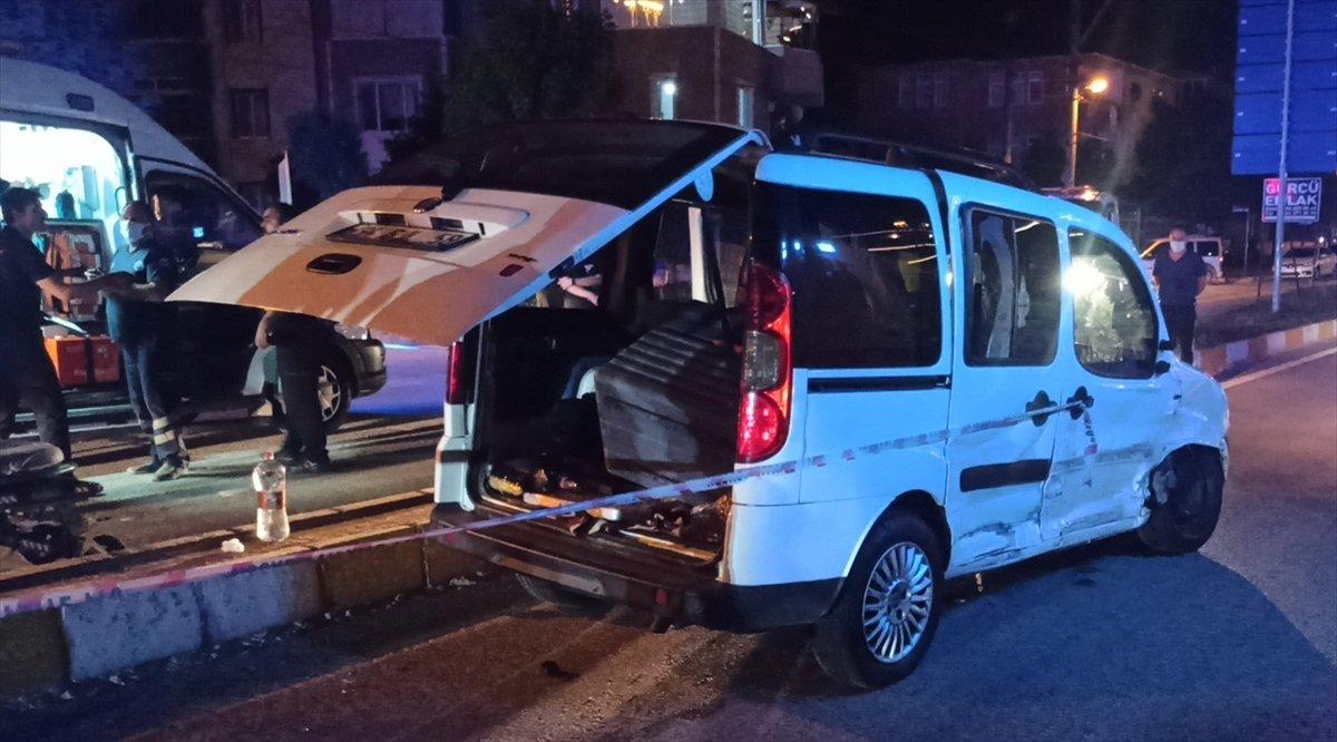 Kocaeli nde kaza: 4 ü çocuk 10 yaralı #1