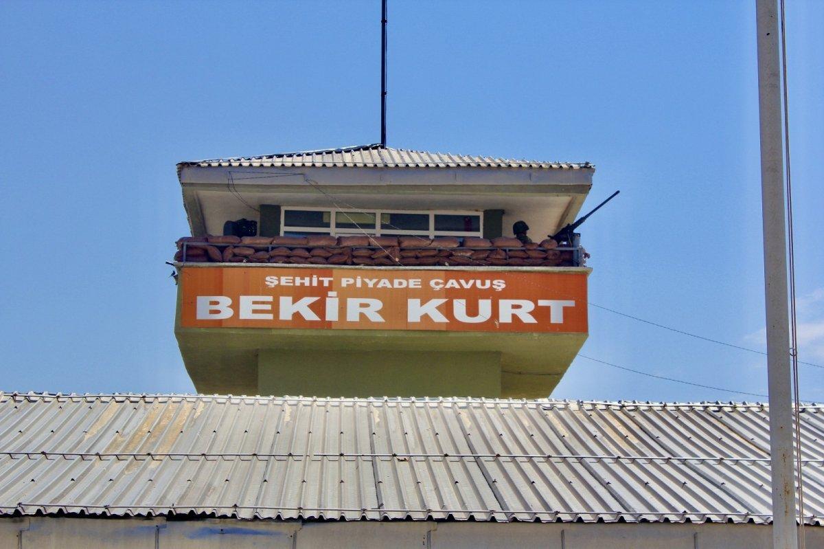 Mehmetçik Kurban Bayramı nı nöbette geçiriyor #5