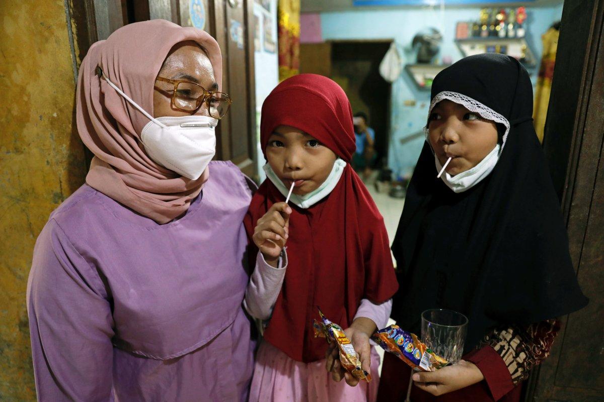 Salgının yeni merkezi Endonezya oldu #5