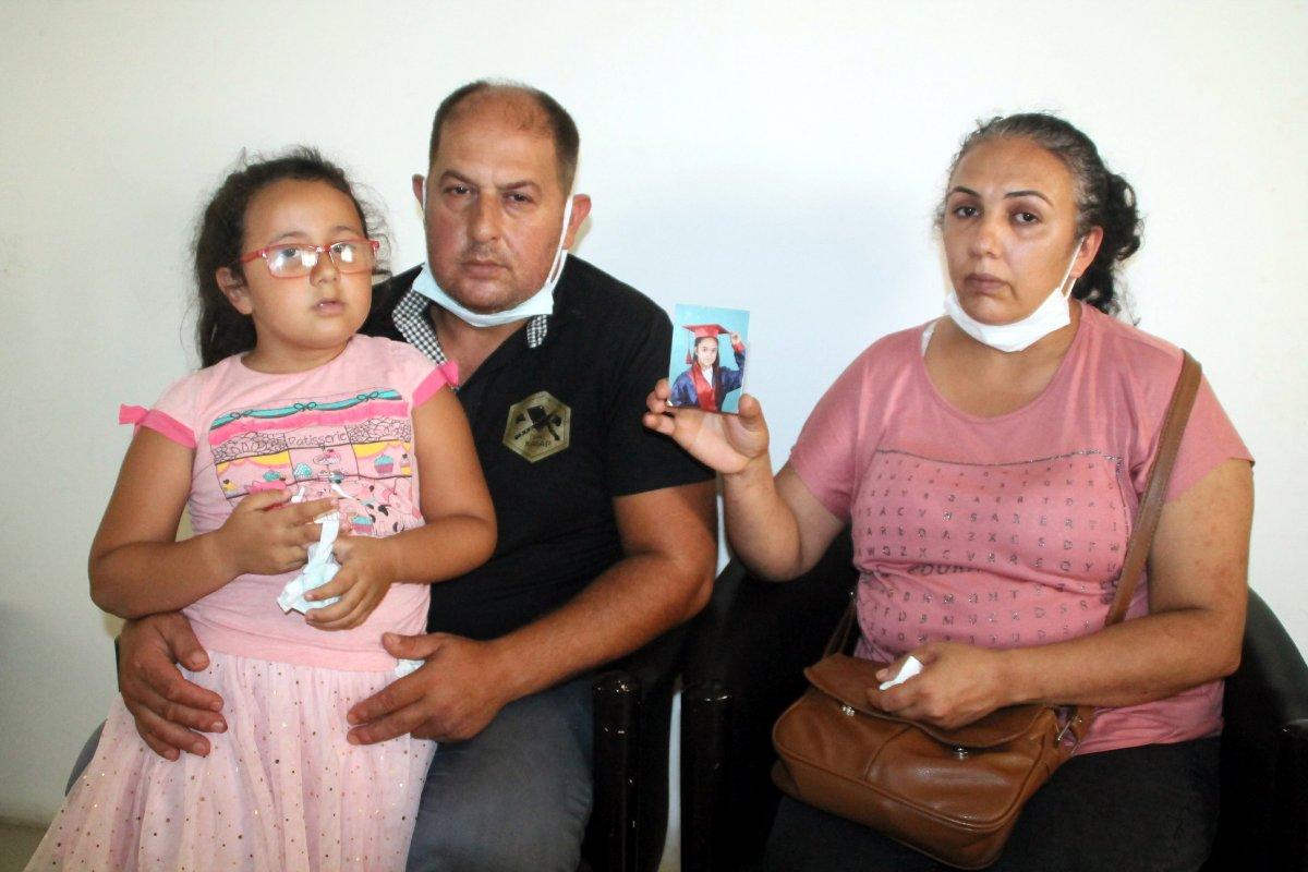 Antalya da kaybolan kızın kaçırıldığı ortaya çıktı #1