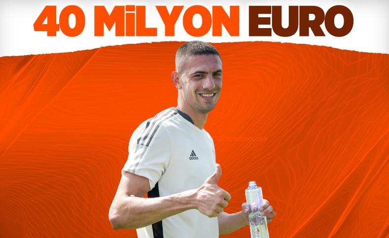 Juventus, Merih Demiral için Everton'dan 40 milyon euro istedi