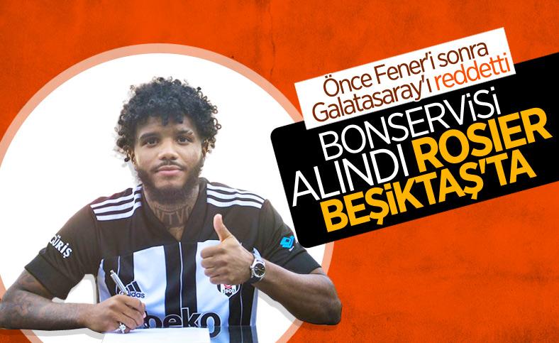 Beşiktaş, Rosier transferinde Sporting'le de anlaşmaya vardı