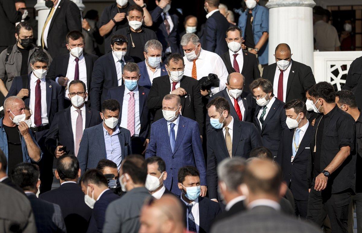 Cumhurbaşkanı Erdoğan dan Kabil Havaalanı değerlendirmesi #1