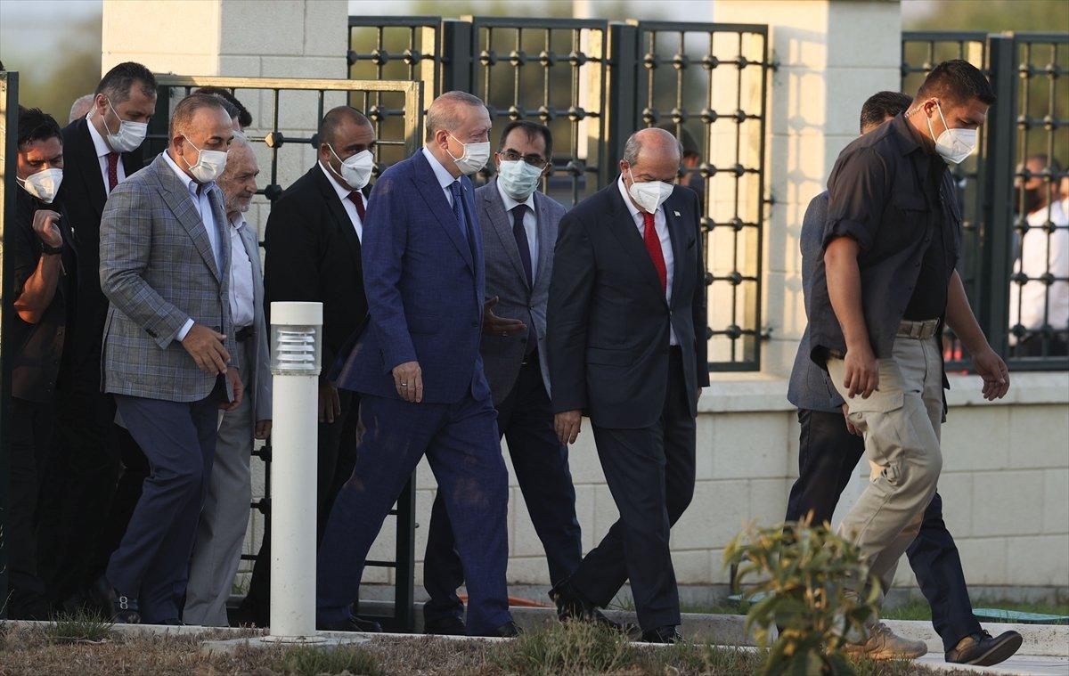 Cumhurbaşkanı Erdoğan dan Kabil Havaalanı değerlendirmesi #4