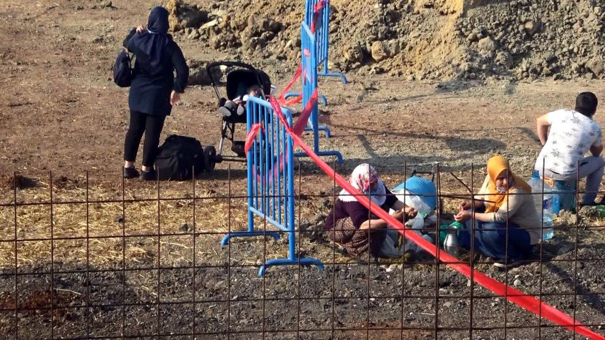 Avcılar da kaçak kurban kesimi gerginliğe neden oldu  #9