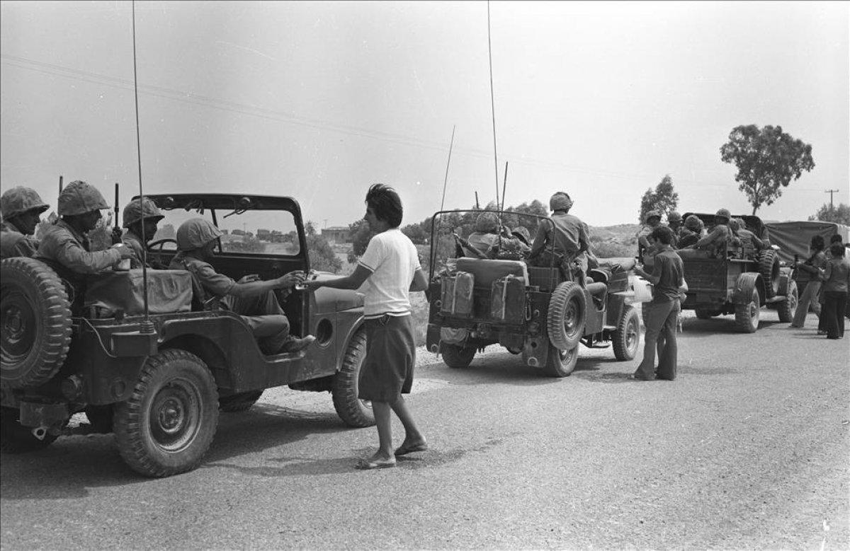 Kıbrıs Barış Harekatı nın üzerinden 47 yıl geçti #6
