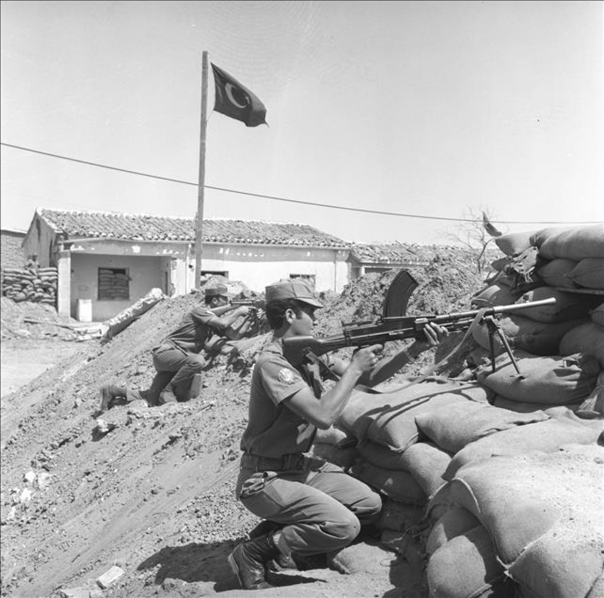 Kıbrıs Barış Harekatı nın üzerinden 47 yıl geçti #3