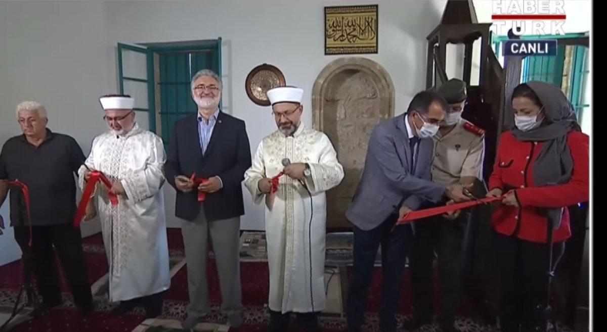 Cumhurbaşkanı Erdoğan, Lefkoşa da toplu açılış ve temel atma törenine katıldı #5