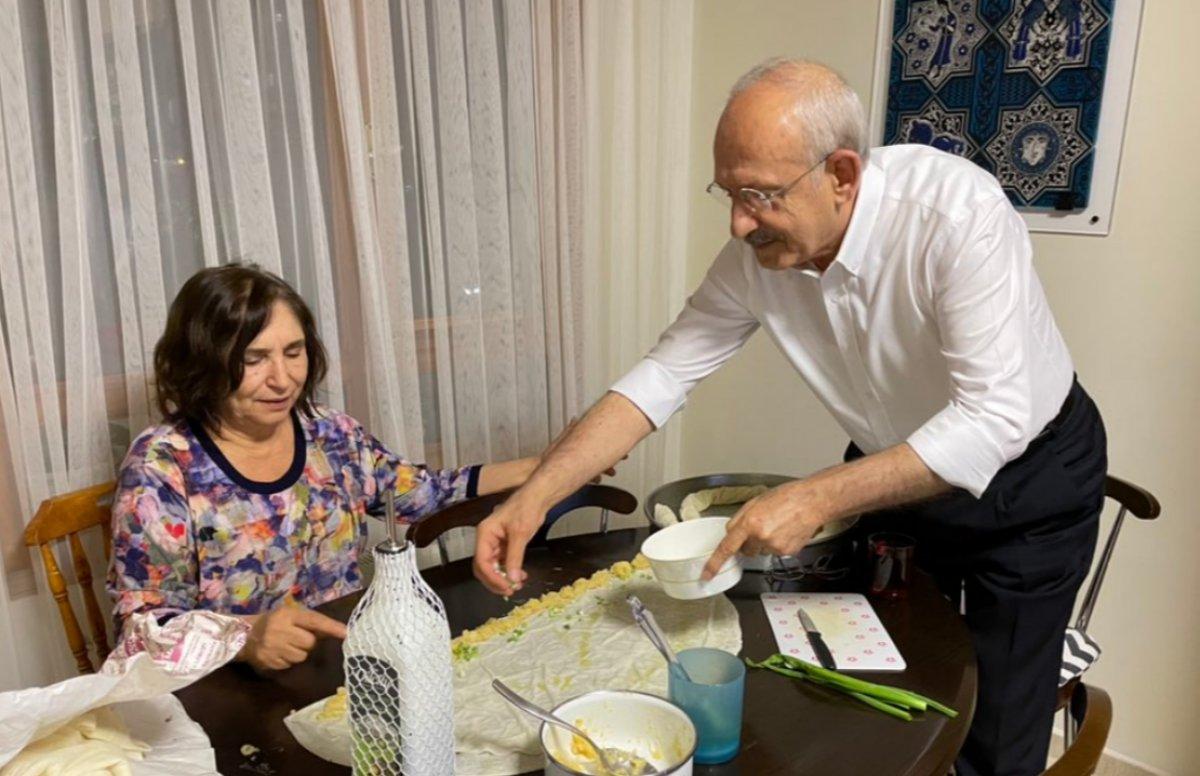Kemal Kılıçdaroğlu ndan bayram paylaşımı  #2