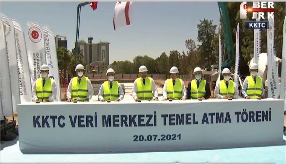 Cumhurbaşkanı Erdoğan, Lefkoşa da toplu açılış ve temel atma törenine katıldı #4