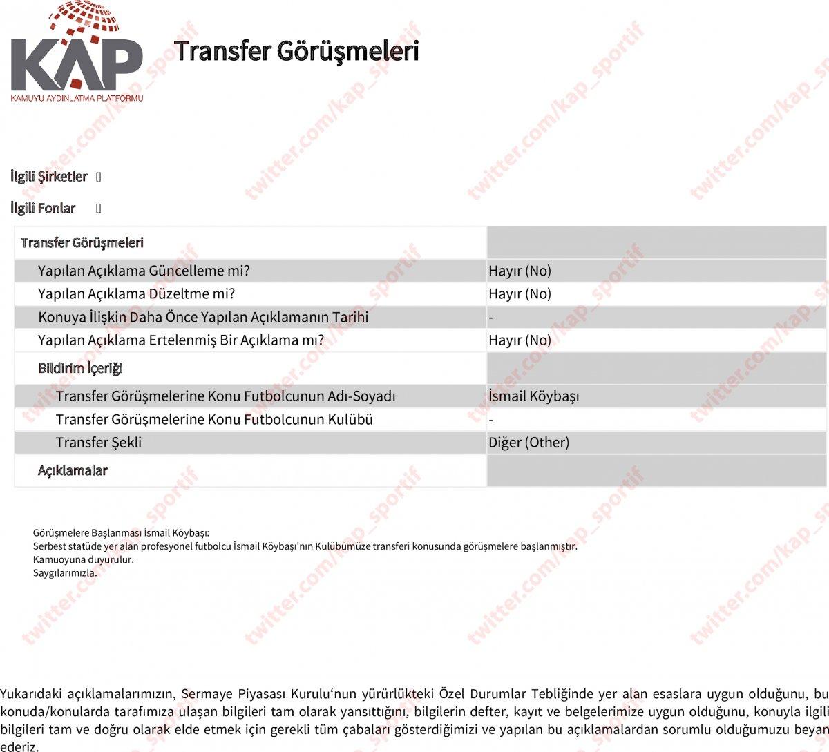 İsmail Köybaşı Trabzonspor da #2