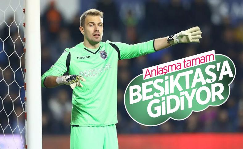 Beşiktaş, Mert Günok transferinde Başakşehir'le anlaştı