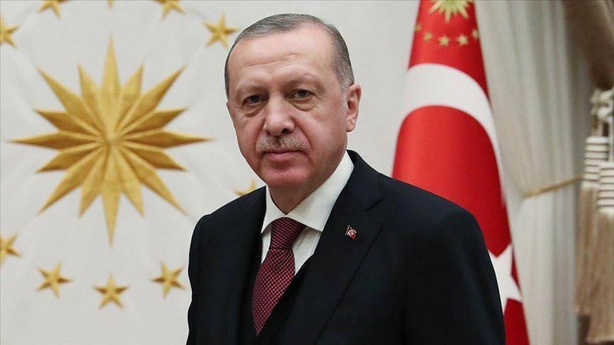 Cumhurbaşkanı Erdoğan: Suriyelileri katillerin kucağına atmayız #1