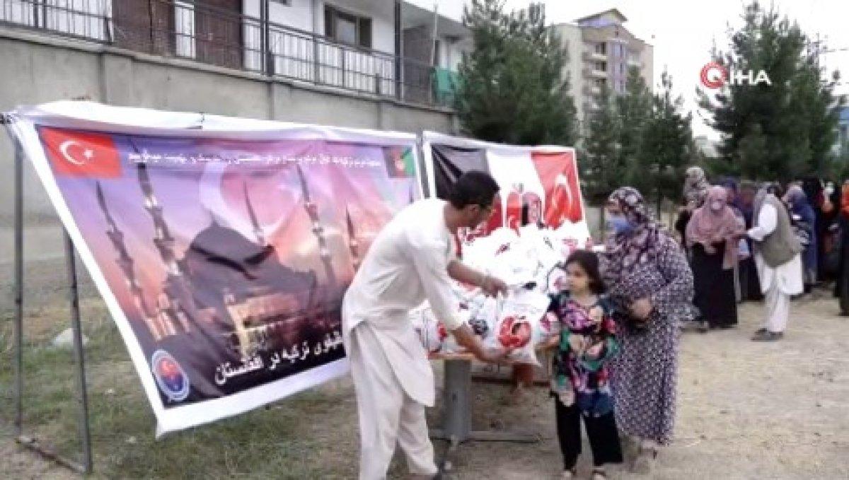 Mehmetçik, Afganistan'daki ihtiyaç sahibi 700 aileye kurban eti dağıttı #5
