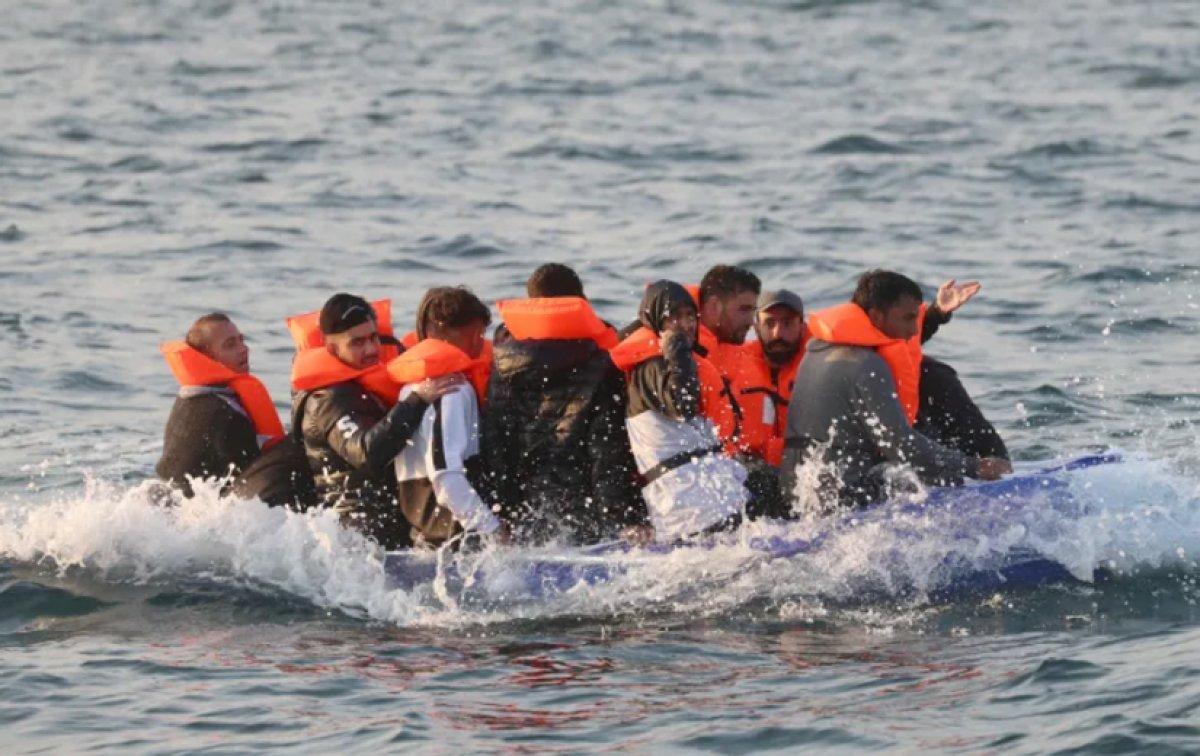 İngiltere ye bir günde rekor göçmen girişi #3