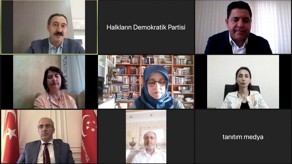 HDP nin bayramlaştığı partiler #3