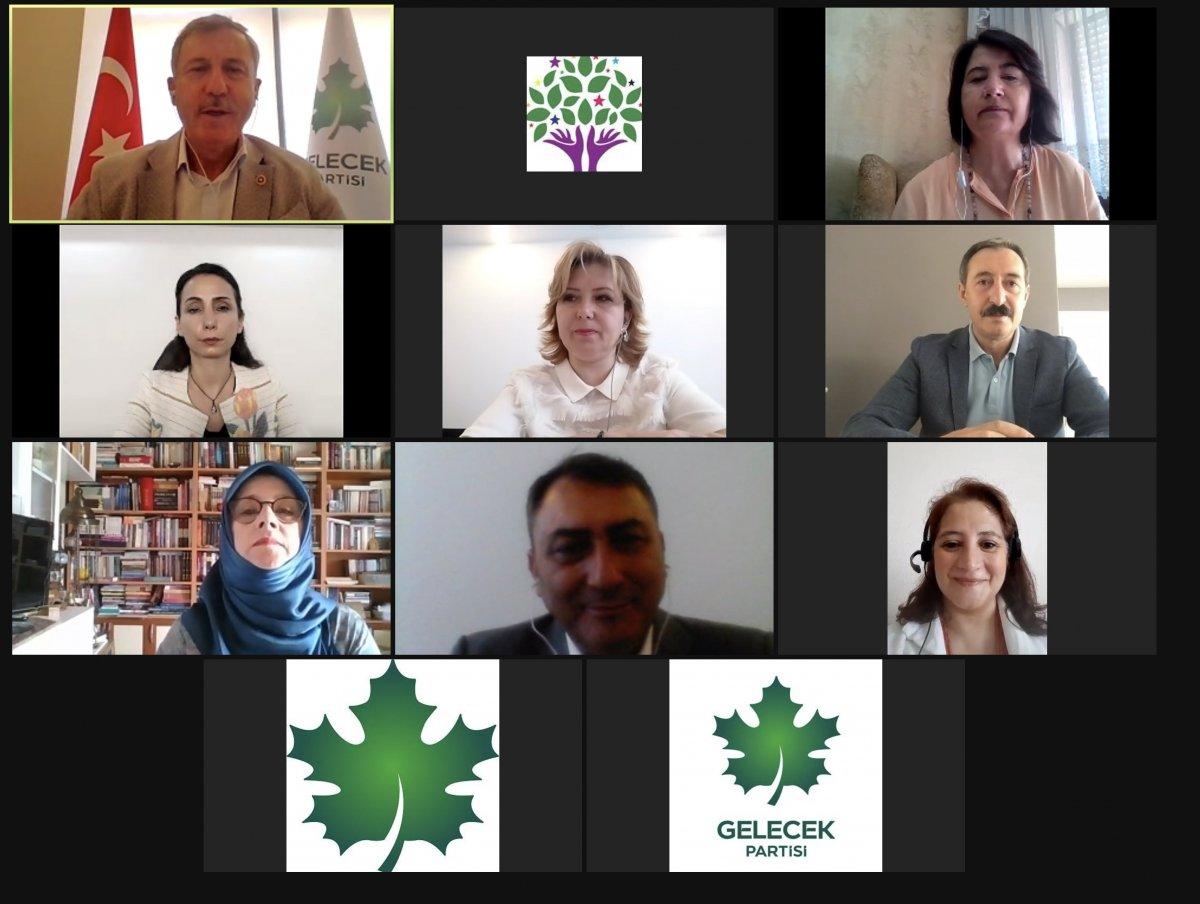 HDP nin bayramlaştığı partiler #4