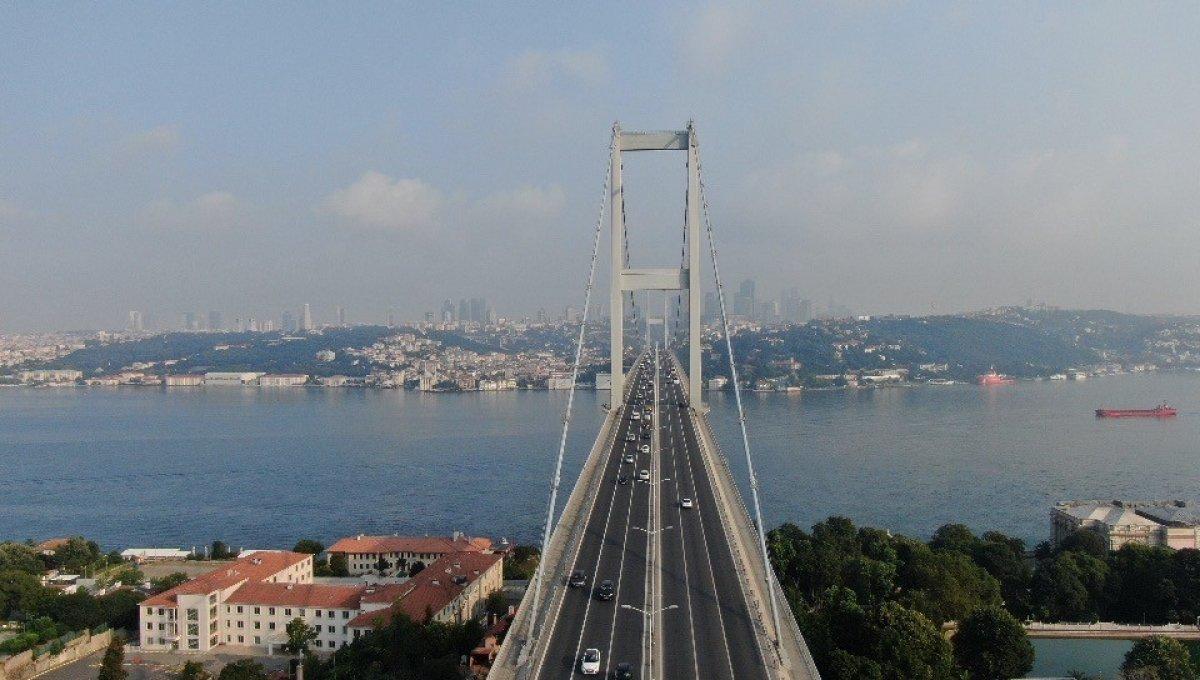 İstanbul trafiğinde bayram rahatlaması #2