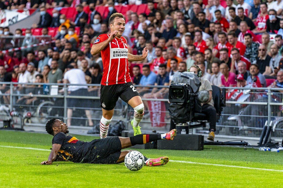 PSV, Galatasaray ı 5 golle yendi #5