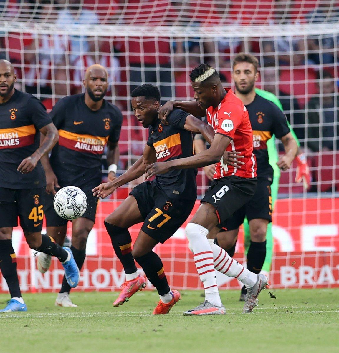 PSV, Galatasaray ı 5 golle yendi #4