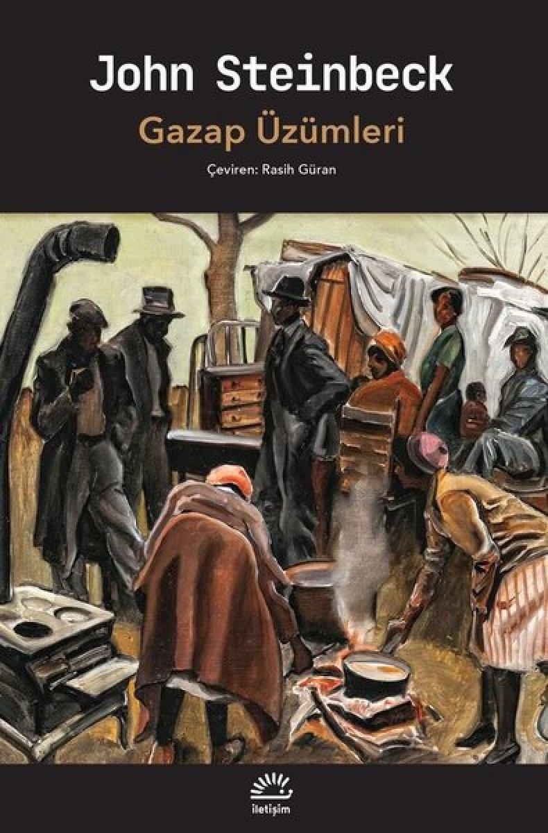 John Steinbeck in direniş romanı: Gazap Üzümleri #1
