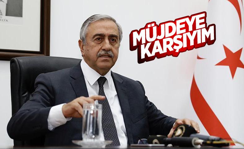Mustafa Akıncı'nın KKTC'ye külliye müjdesiyle ilgili yorumu