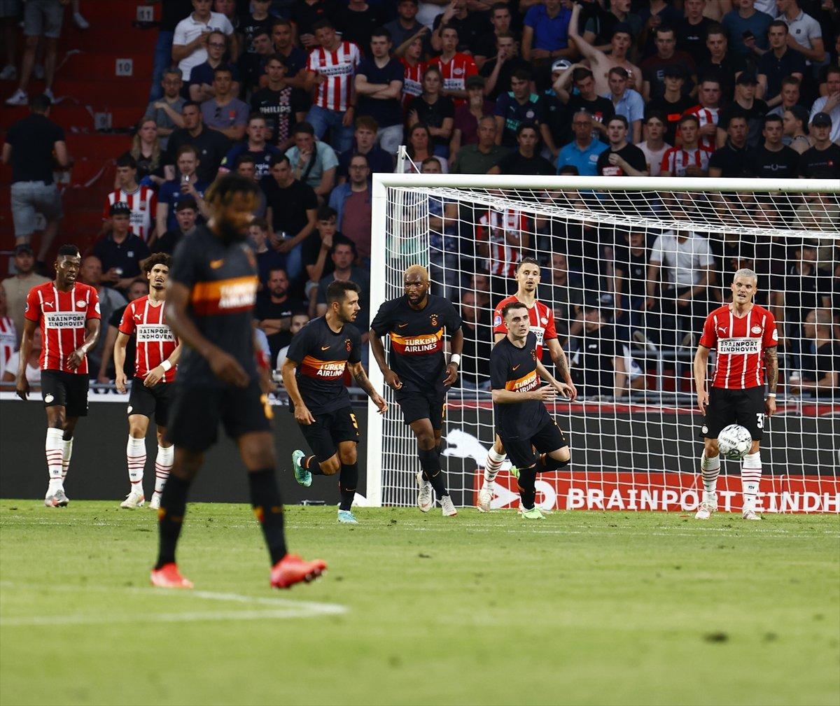 Galatasaray, PSV yi nasıl eler #3