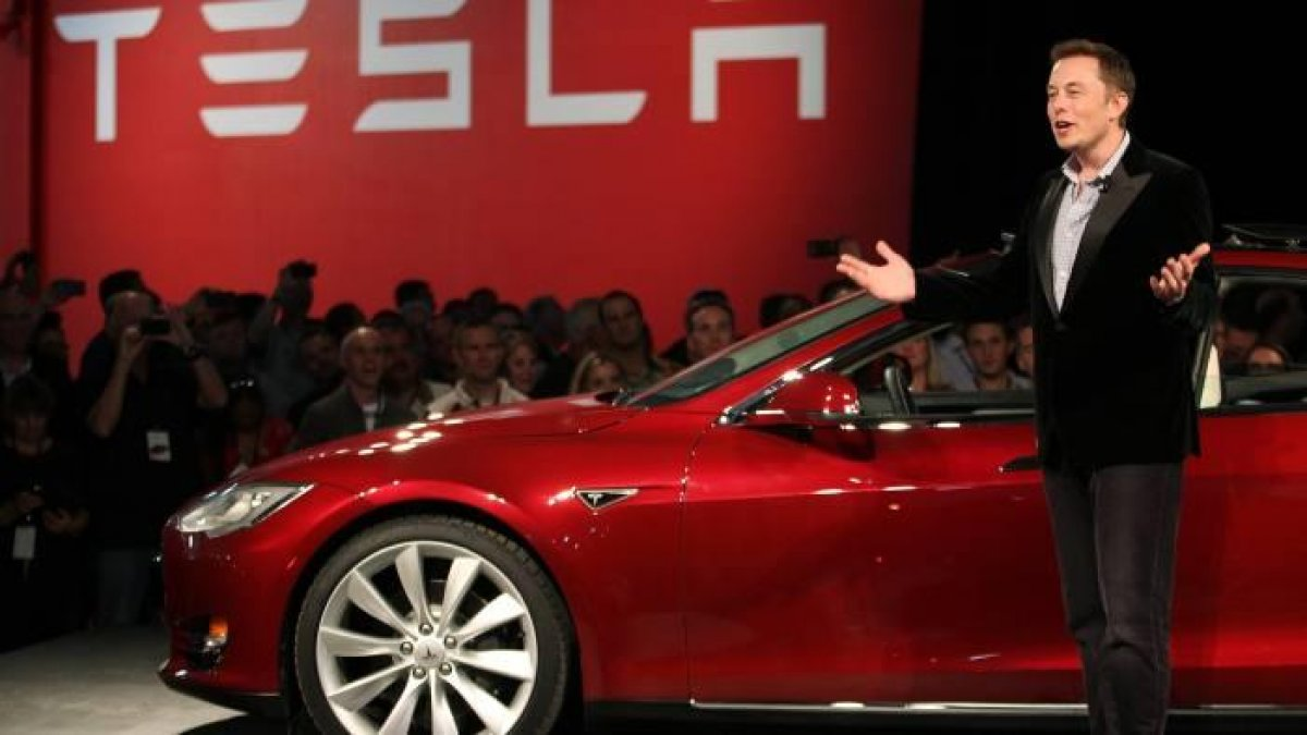 Elon Musk, yeniden Bitcoin ile Tesla satacak #1