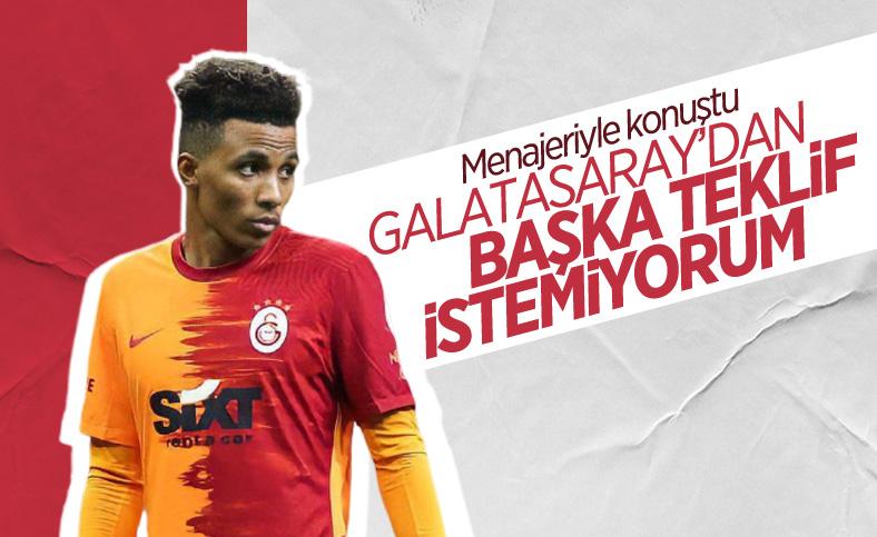 Gedson Fernandes, Galatasaray dışında teklifleri reddediyor