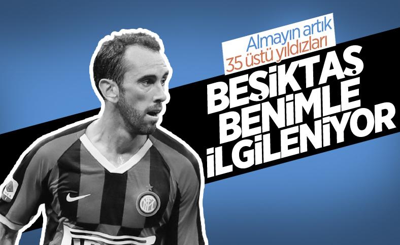 Diego Godin, Beşiktaş'ı açıkladı