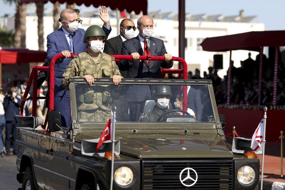 Ersin Tatar: Herkes bilsin ki Anavatan Türkiye ye daha sıkı sarılacağız #2
