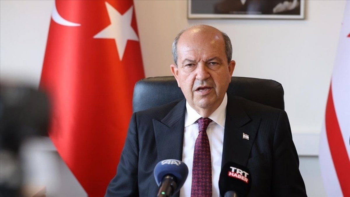 Ersin Tatar: Herkes bilsin ki Anavatan Türkiye ye daha sıkı sarılacağız #1