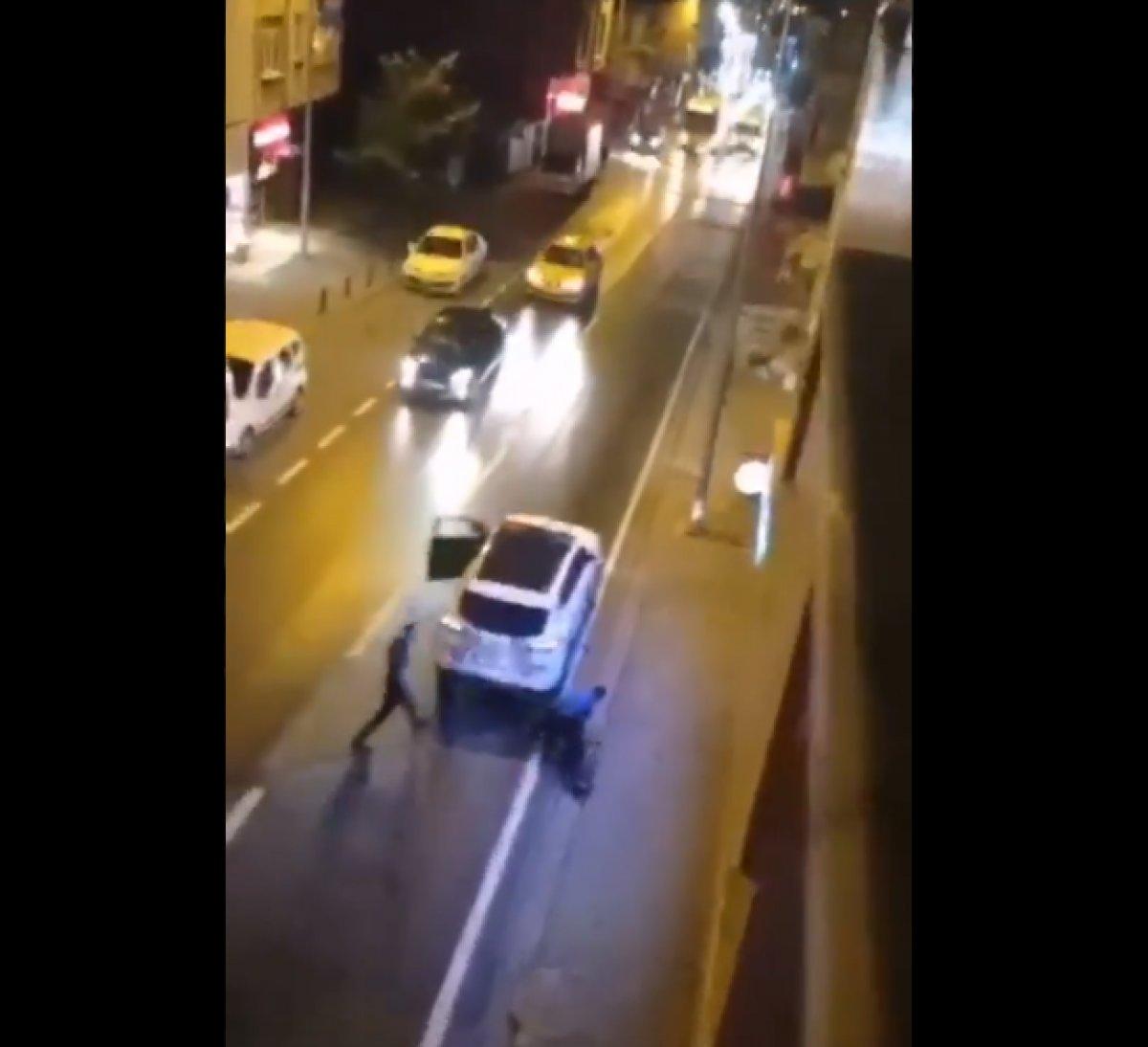 Ümraniye de annesini bıçakladı, polise saldırdı  #3
