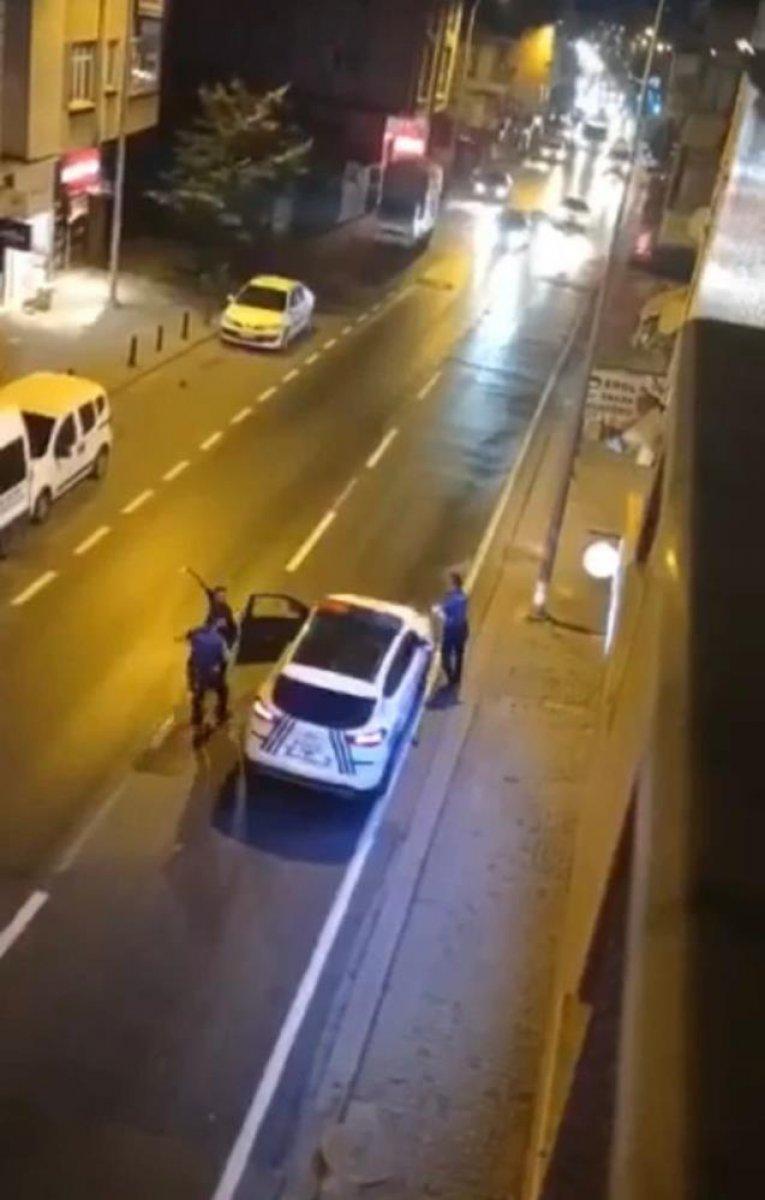 Ümraniye de annesini bıçakladı, polise saldırdı  #7