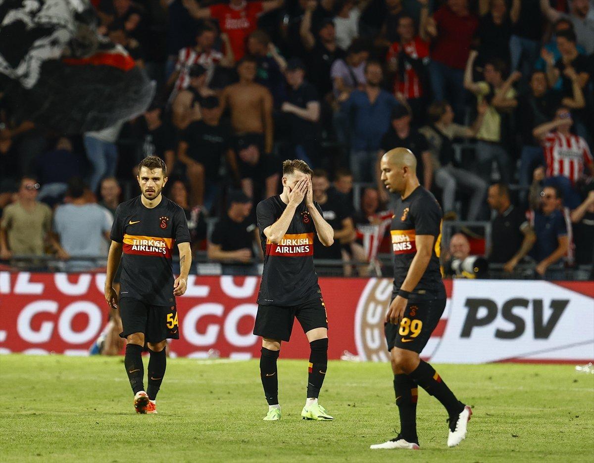 Galatasaray, PSV yi nasıl eler #5