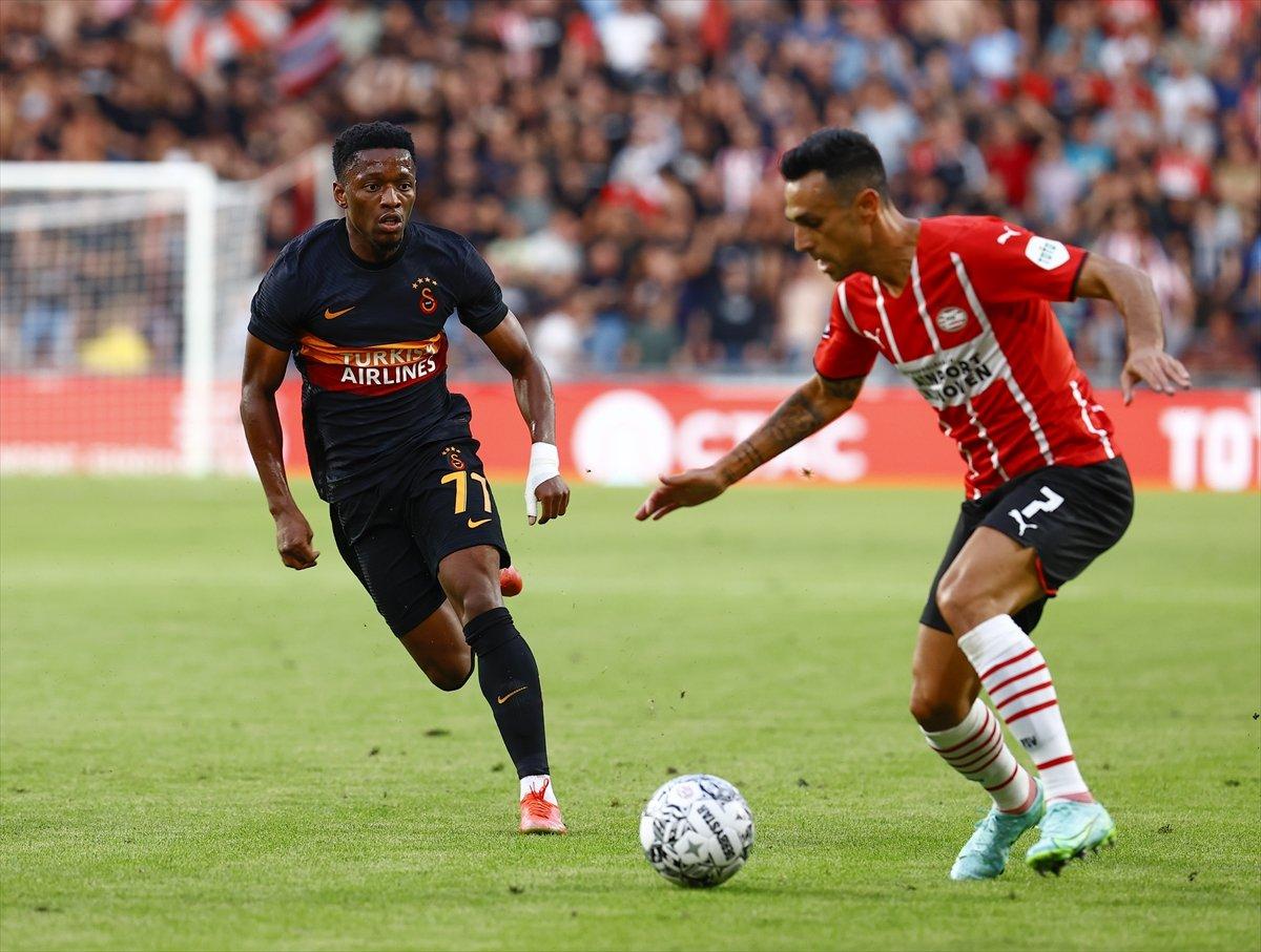Galatasaray, PSV yi nasıl eler #4
