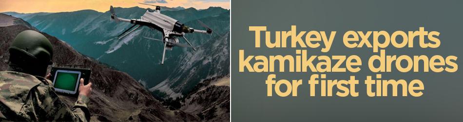 Türkiye ilk kamikaze drone Kargu ihracatını yapıyor
