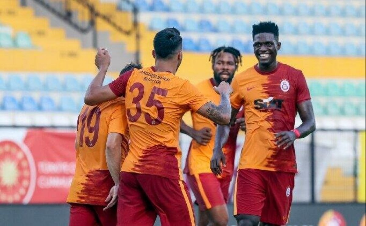 Galatasaray da mağlubiyetin faturası oyunculara kesildi #6