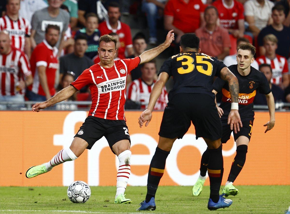 Galatasaray, PSV yi nasıl eler #2