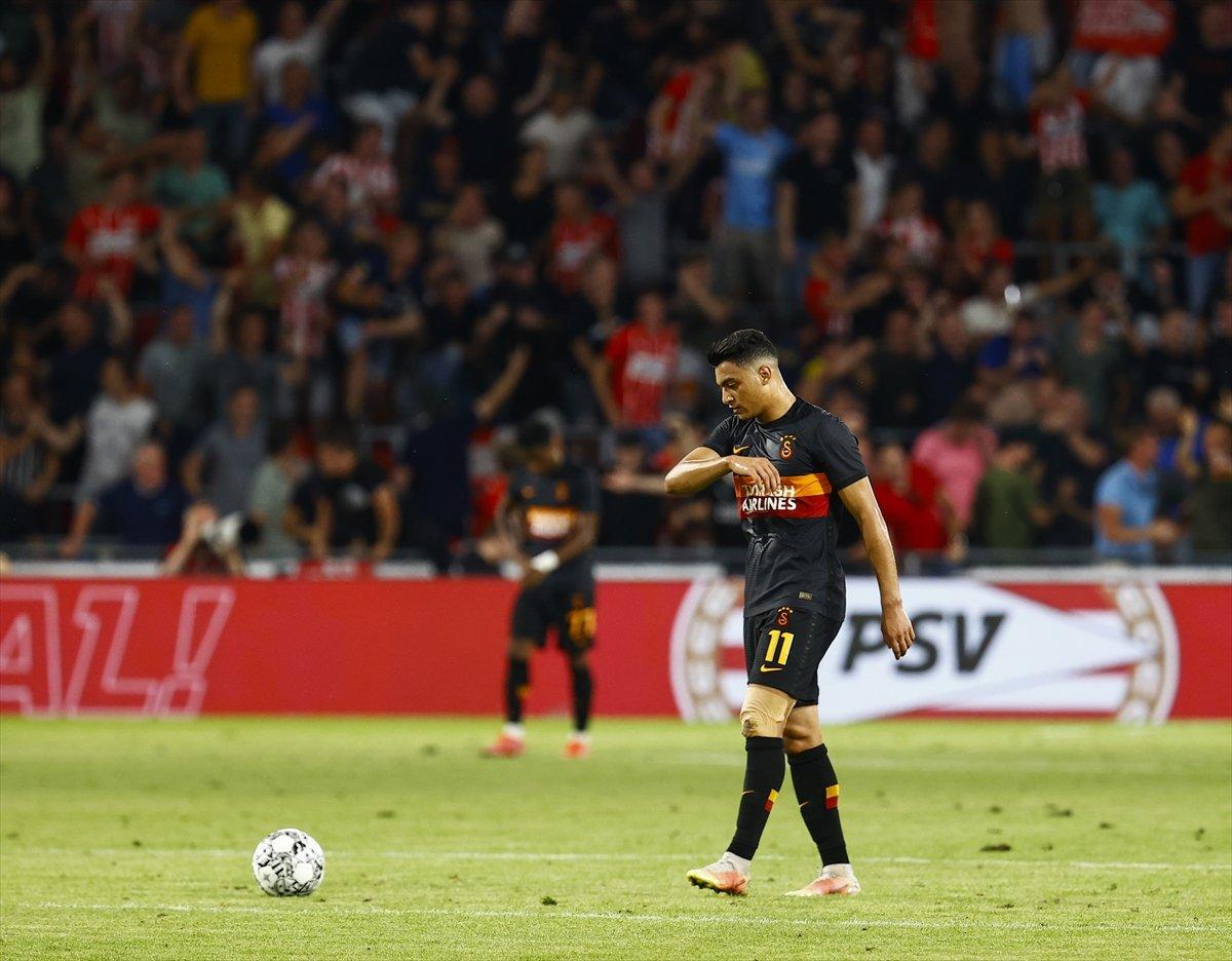 Galatasaray, PSV yi nasıl eler #1