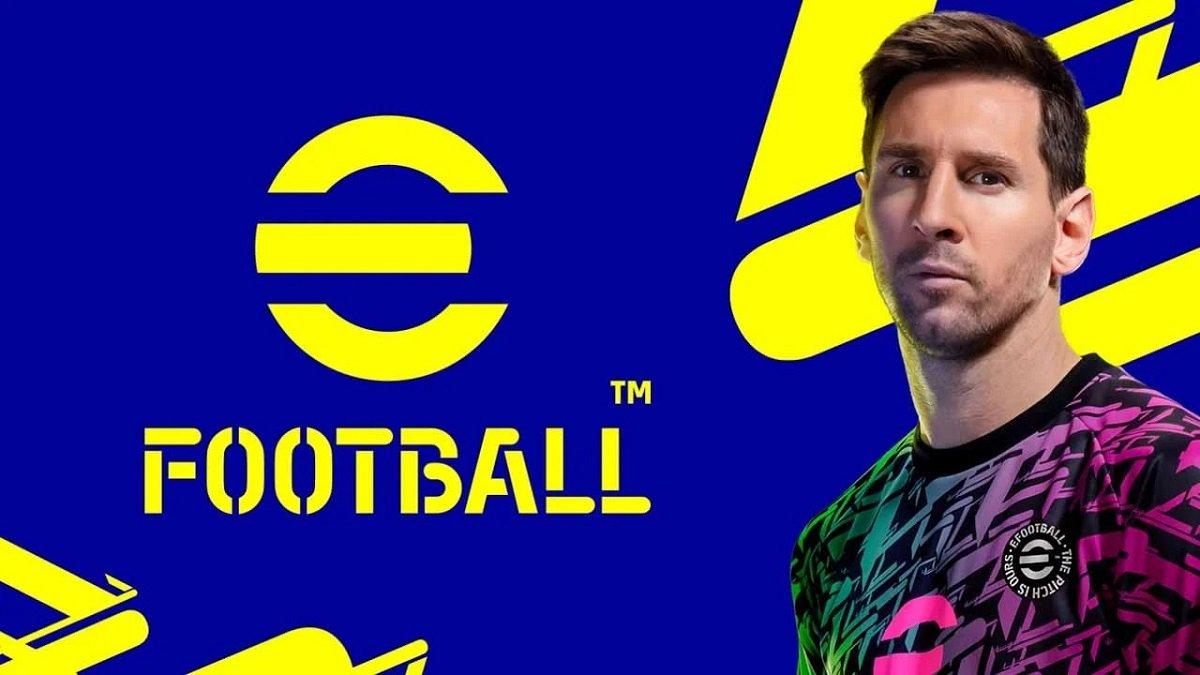 PESin adı tarihe karıştı, eFootball duyuruldu! Ücretsiz dönem başlıyor