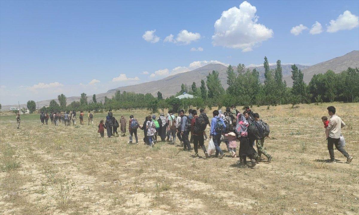 Van da 80 Afganistan uyruklu yakalandı #3